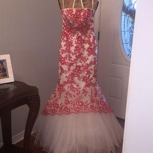 Prom dress by Tiffany Design SZ 2